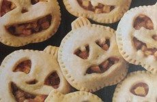 Mini Pumpkin Pie Faces