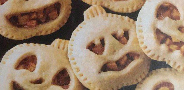 Mini Pumpkin Pie Faces