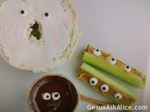 More Halloween Snack ideas!