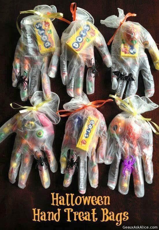 Some Halloween Ideas For Treats!