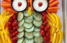 Some Halloween Veggie Ideas!