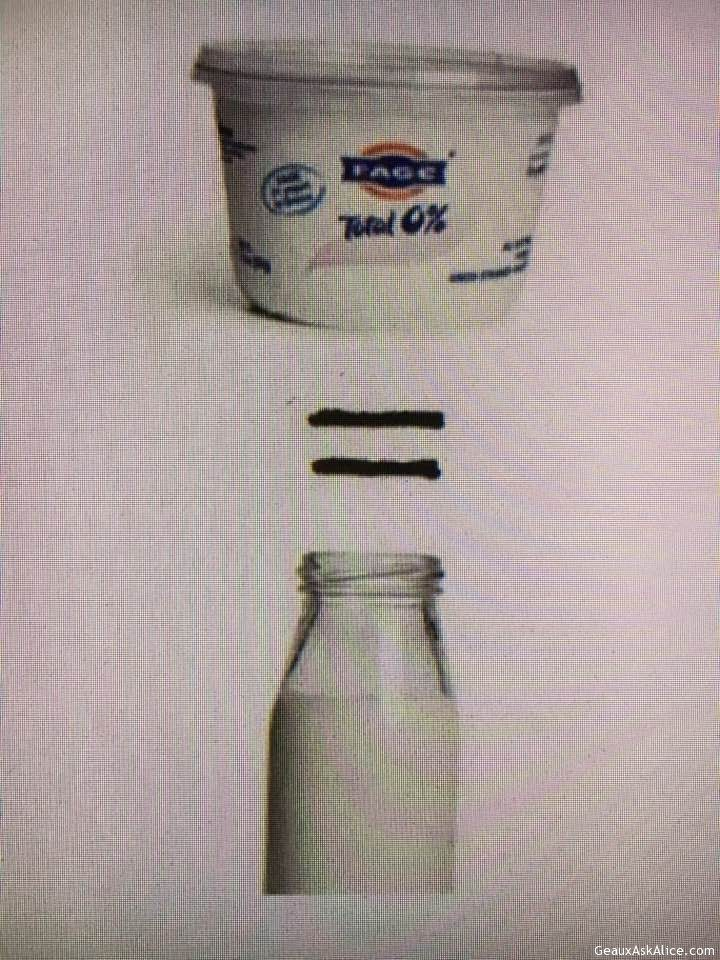 Today's Tip For The Day! How To Make Buttermilk When Recipe Calls For It And You Have None!