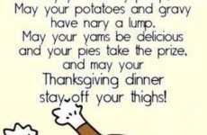 Happy Thanksgiving Foodies