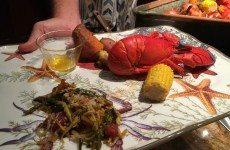 Lobsters served1
