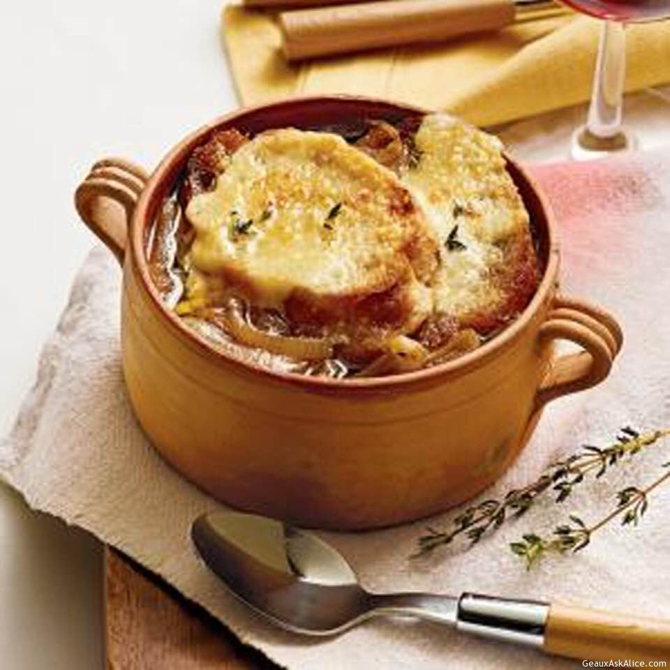 Easier Slow-Cooker French Onion Soup