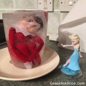 Hello Elf meet Elsa!