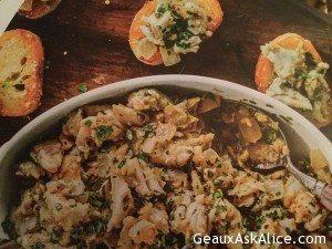 Marvelous Crab and Artichoke Dip