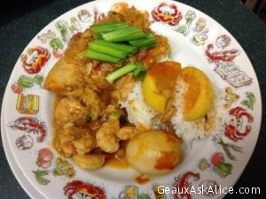 Alice's Seafood Creole