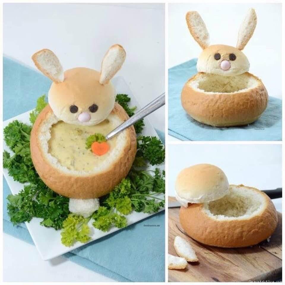 Cutest Soup Bowls!