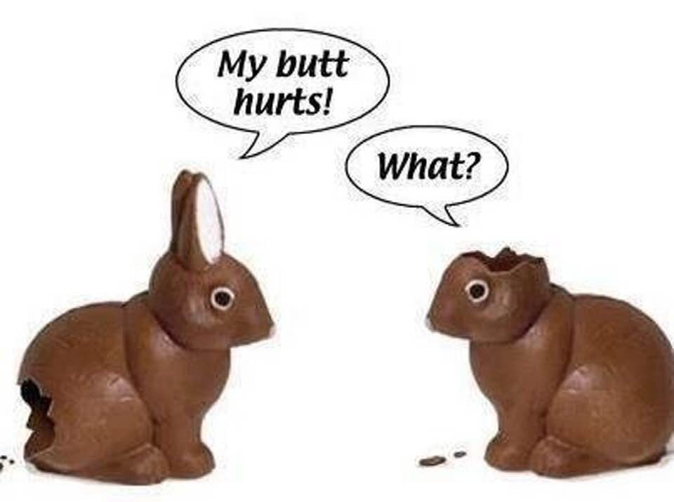 Easter Humor! My Favorite!