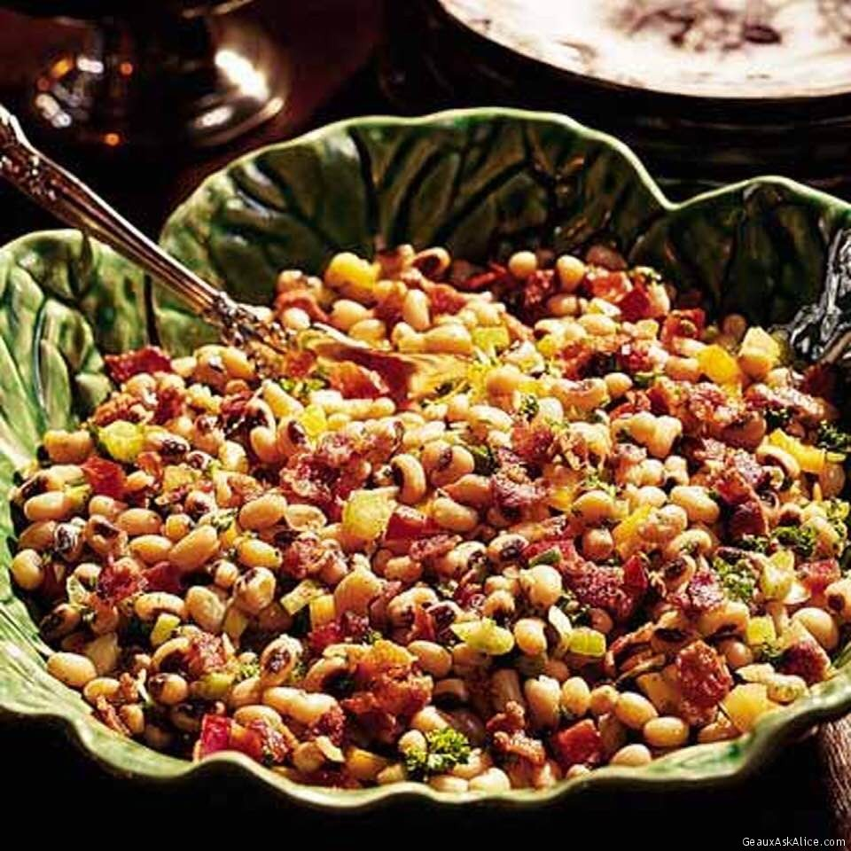 Good Luck Hoppin' John Salad