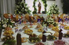 St. Joseph Altar Pics!