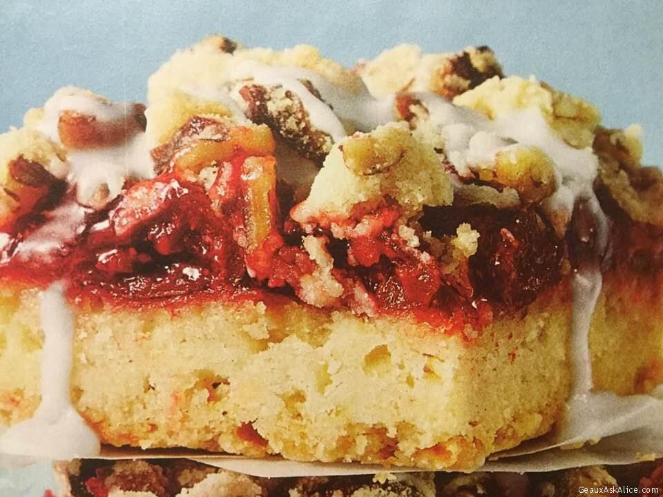Pleasing Cherry Pie Bars