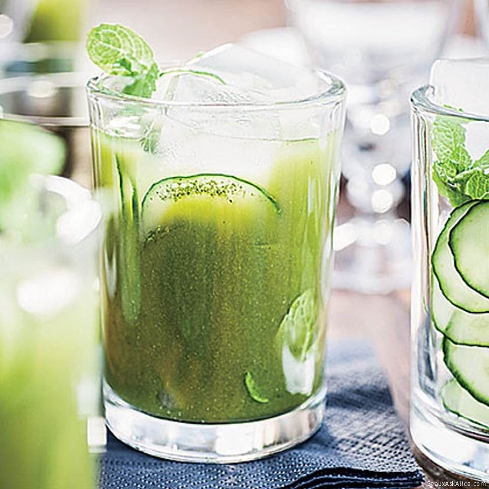Refreshing Emerald Palmers