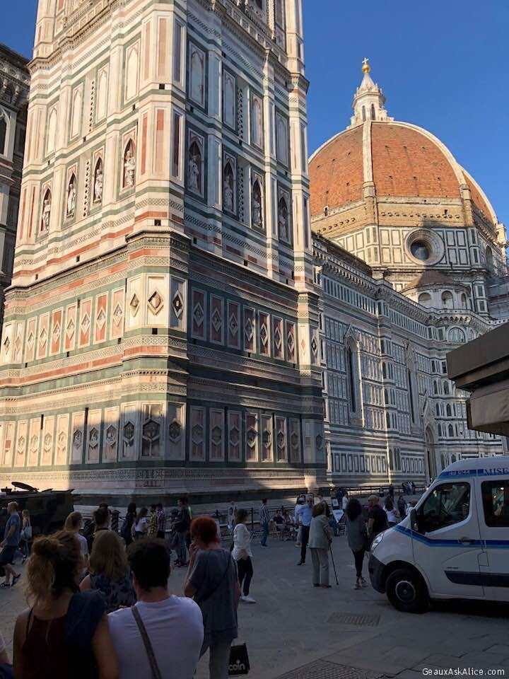 Grand Duomo. Amazing Today Being Sunday Tried Going In 4 Churches And Could Not Get In