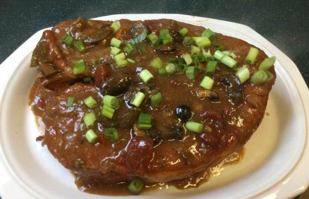 Crockpot Pork Shoulder Roast