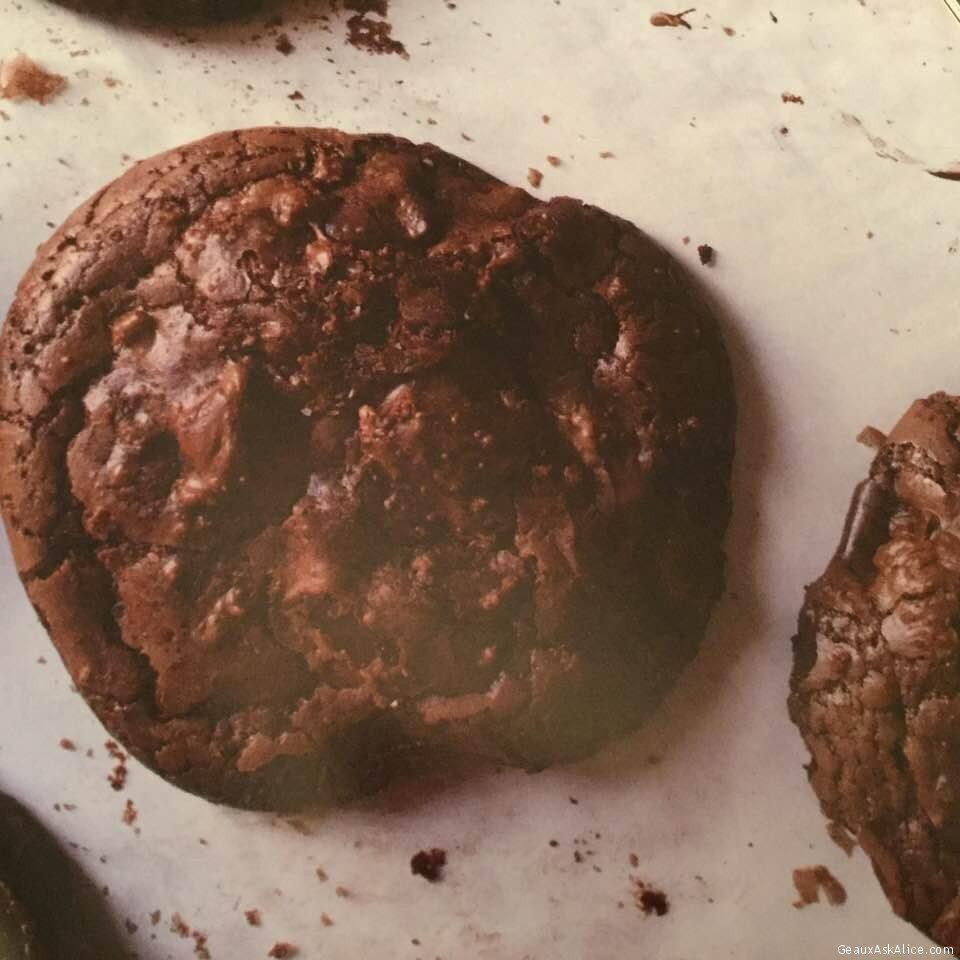 Super-Chocolate Brownie Cookies