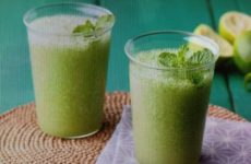 Chilly Frozen Mojitos
