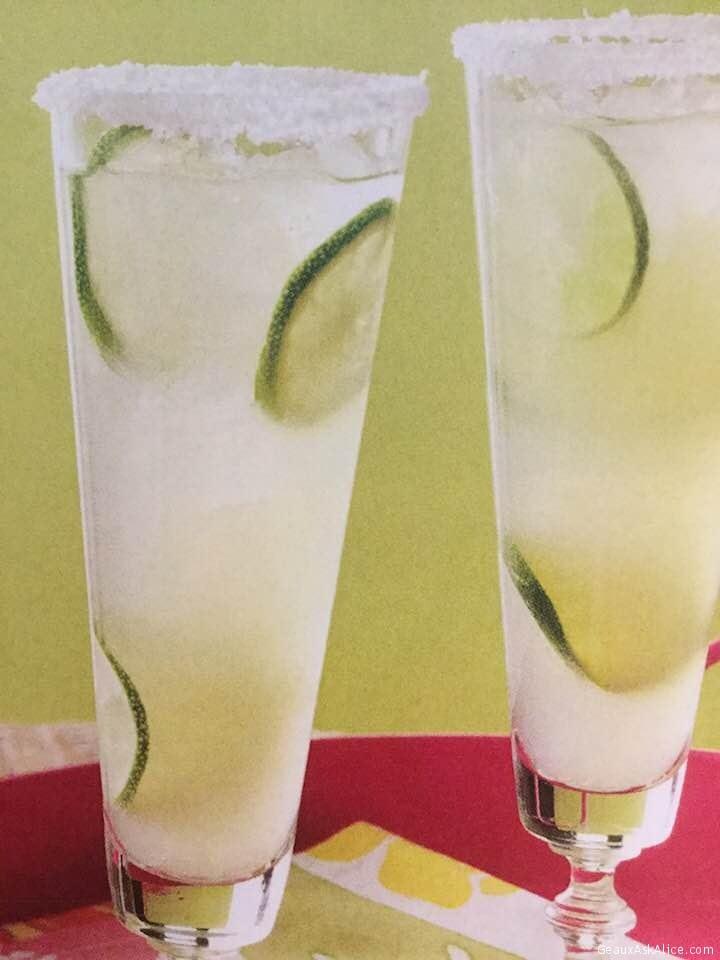 Cooling Beer Margaritas