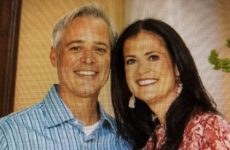 Happy Anniversary To My Son, Craig And His Lovely Wife, Nicole! May You Be Blessed With Many More!