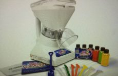 Today's Gadget Is The Ultimate Snow Cone Machine!
