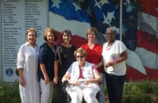 Walking Ladies Thank All Of You Who Came Out To Honor Those Fallen Heroes Yesterday Even Though It Was A Blistering Day! Wonderful Feeling Of Gratitude!