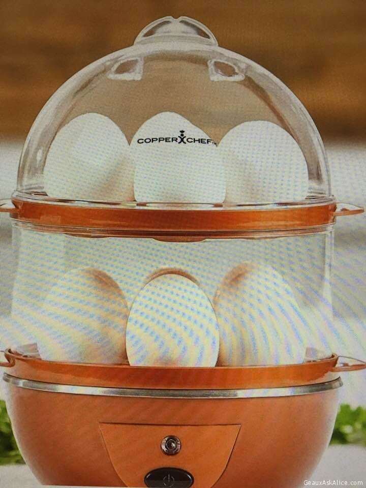 Today There Are Two Gadgets That Enhance The Use Of The Mighty Egg! First Is The Egglettes And Second Is The Copper Chef Perfect Electric Egg Maker!