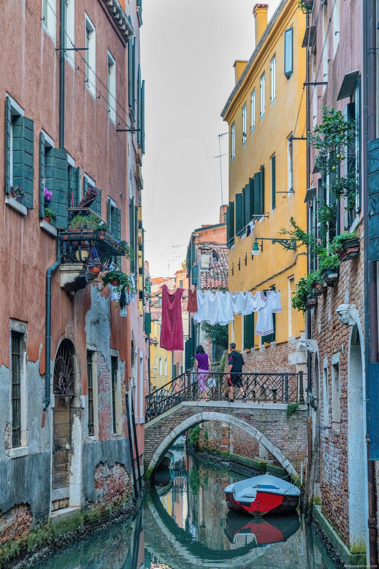 Second Day In Venice!