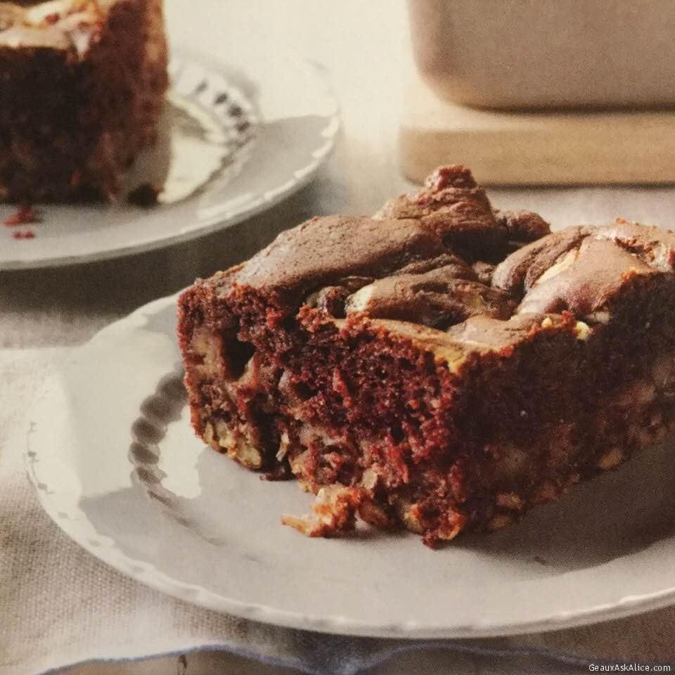 Divine German Chocolate Dump Cake