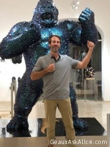 King Kong has met his match!
