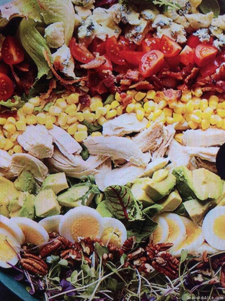 Down South Cobb Salad
