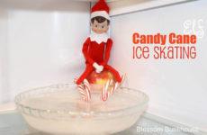 Ice Skater Elf