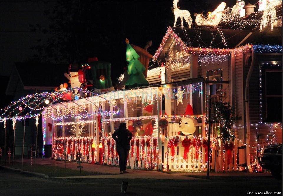 New Orleans Christmas Spirit