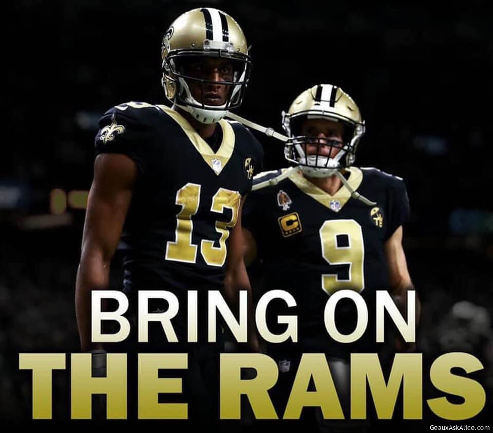 Bring On The Rams!