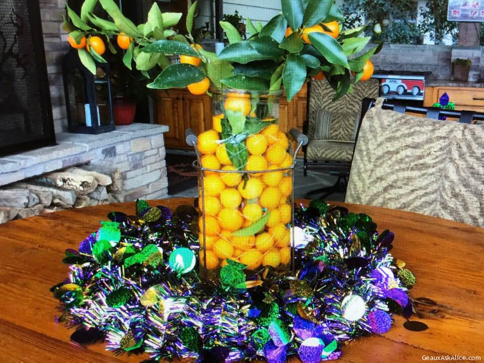 Remember Those Kumquats Make Help Holiday Decorations Shine!
