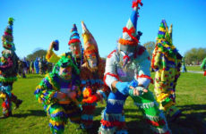 Beautiful Colorful Costumes