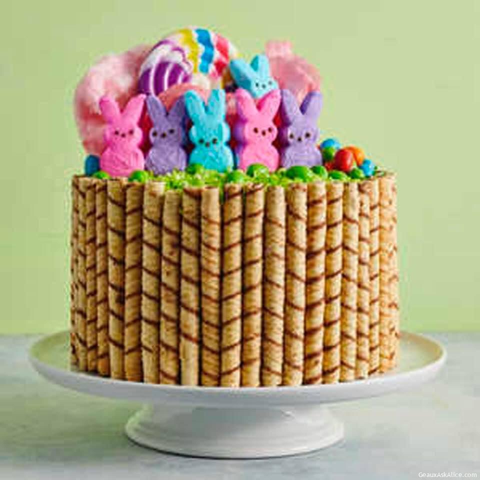 Peep Cake