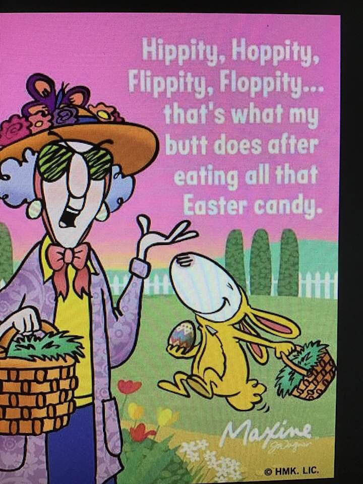 Easter Funnies