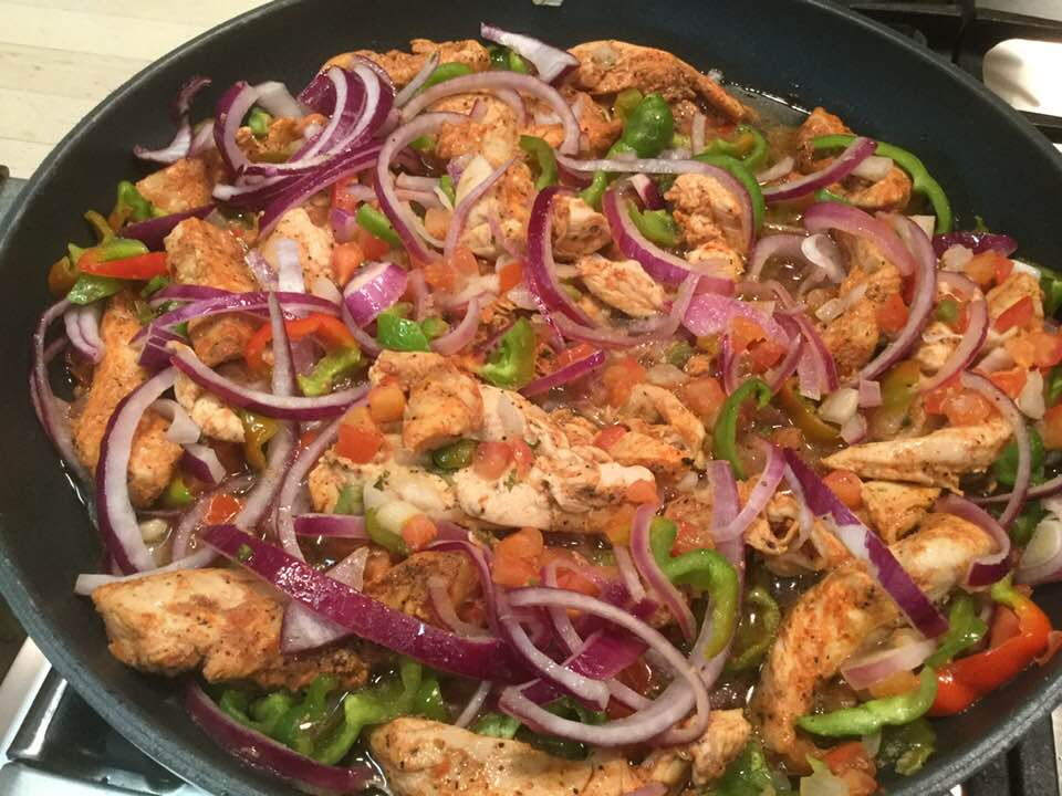 Easy And Delicious Chicken Stir-Fry