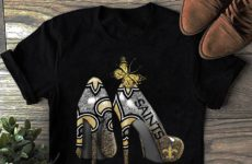 Getting My Game Wear Ready Who Dat!