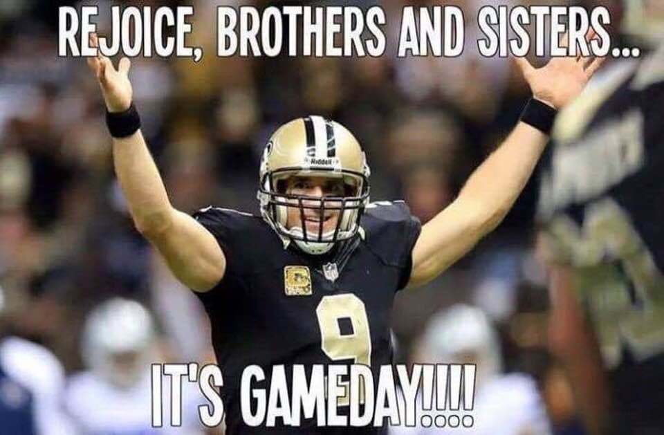 It's Game Day!!!