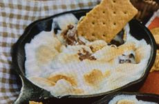 Magical Skillet S'mores