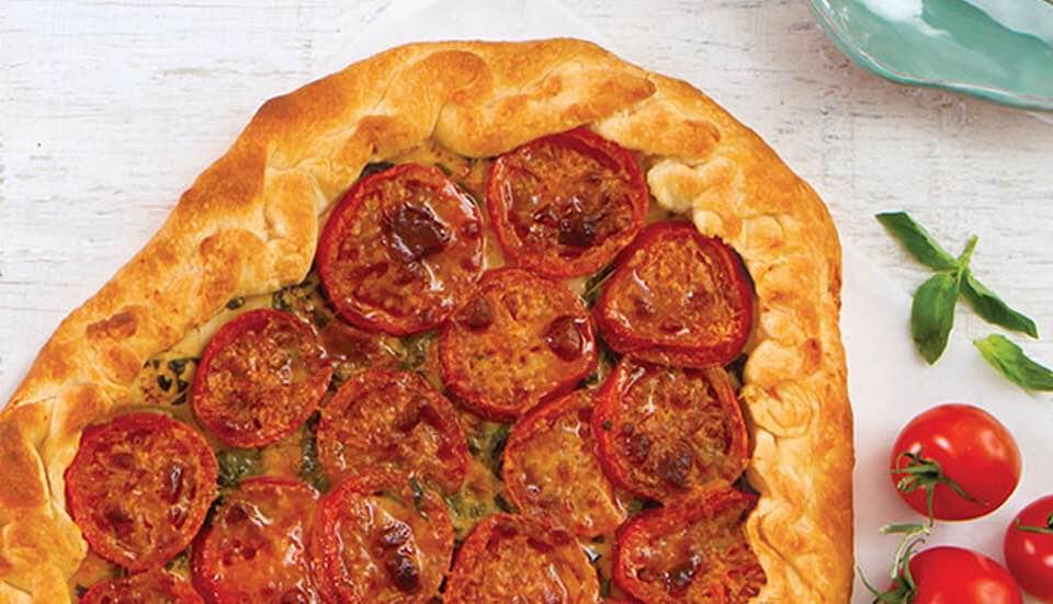Tasty Tomato Galette