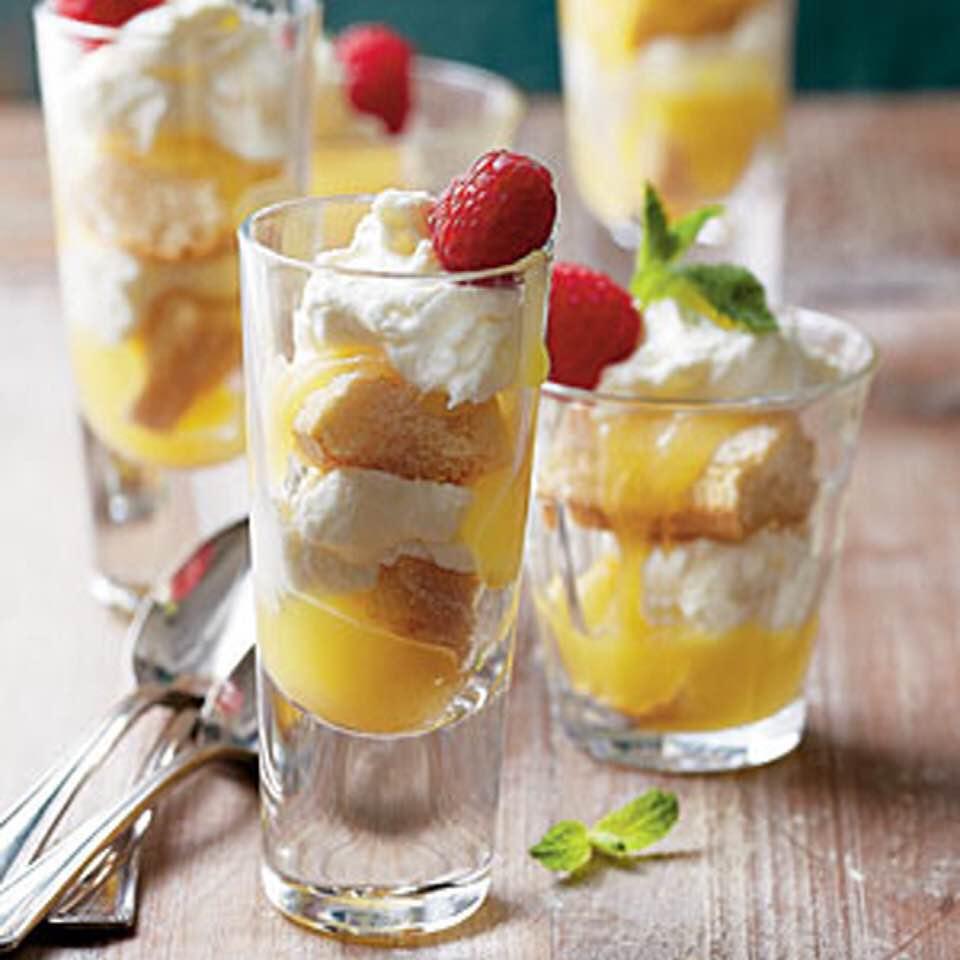 Fantastic Lemon Tiramisu
