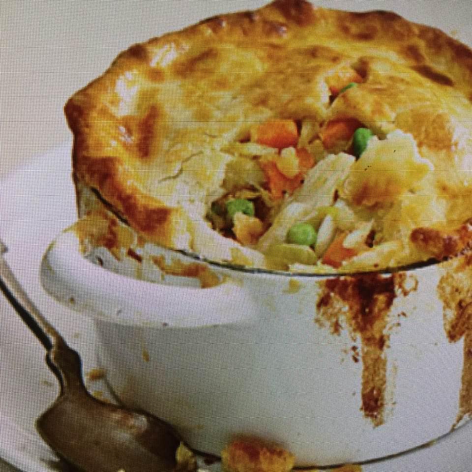 Crabby Pot Pie