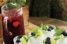 Mystic Blackberry Cocktail