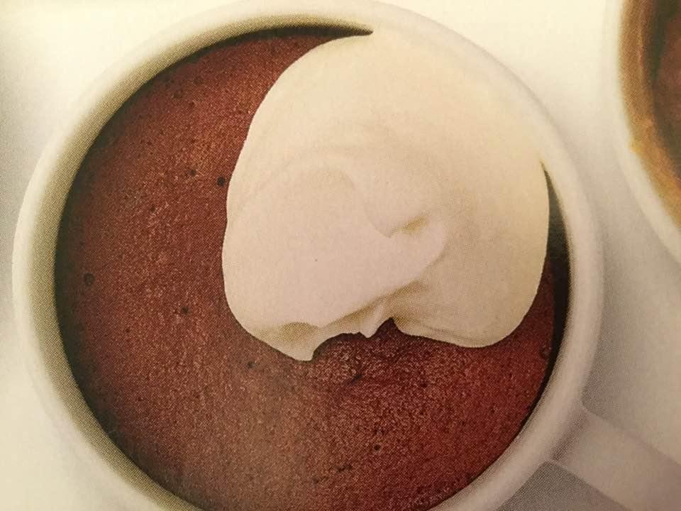 Mugful Chocolate Cake