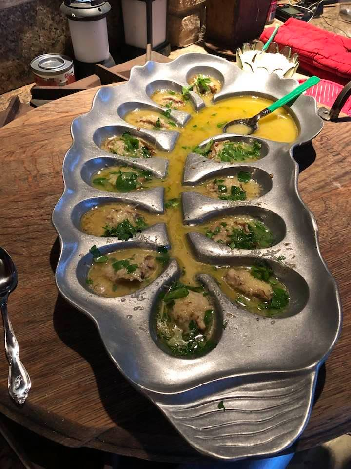 Fantastic And Easy Grilled Oysters