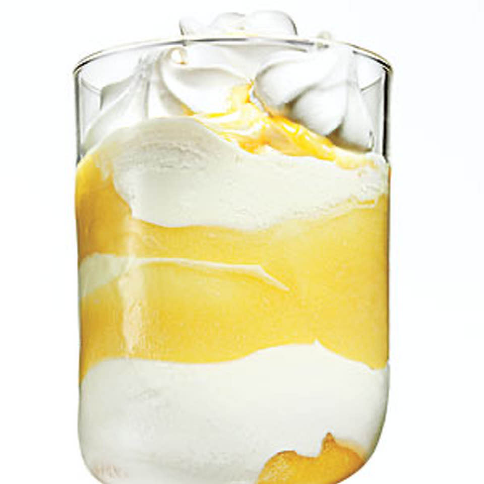 Fruity, Tangy,Creamy Limoncello Freeze