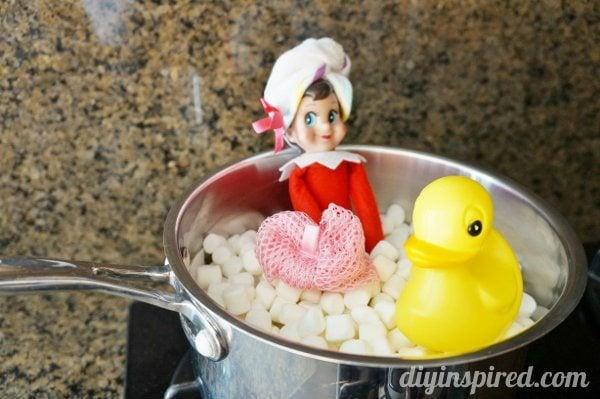 Bubble Bath Elf